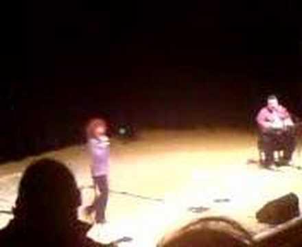 Karen Dunbar @ Aberdeen Music Hall 2007 w/ Tom Urie