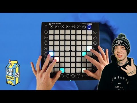 Lil Xan - Betrayed Launchpad cover Instrumental