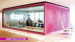 ONE - GHQ new office in Singapore.<