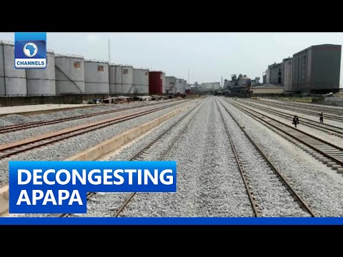 Linked Rail Line Expected To Enhance Smooth Operation In Apapa