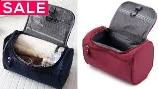 Top 10 Best Cosmetic Bag 2019 - TO Buy Women Travel Makeup Bag