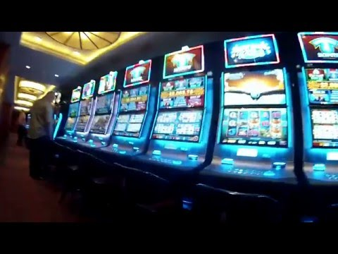 Ovation of the Seas: Tour of the Casino (Royal Caribbean)