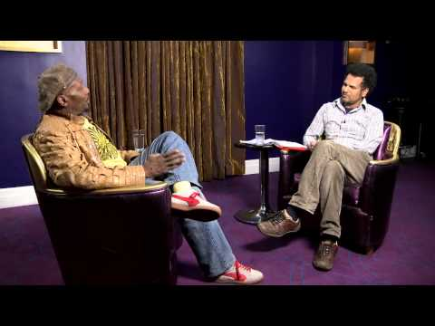 Jimmy Cliff: 'I Always Have A Positive Outlook' -video