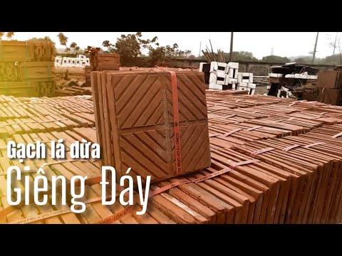 Gạch Lá Dừa Giếng Đáy Tại Cty Đức Thắng | Gạch Lát Nền | Gạch Chống Trơn | Liên Hệ: 0221.3 862 259