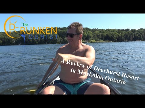 A Tour And Review Of Deerhurst Resort In Muskoka