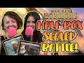 Modern Horizons Half-Box Sealed Battle!   Magic the Gathering MTG