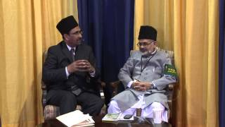 Interview - Syed Shamshad Ahmad Nasir