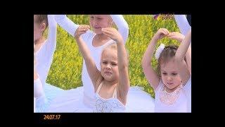Юные таланты станцевали балет на рекордной сочинской высоте