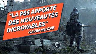 DEMON'S SOULS REMAKE sur PS5 : Gavin Moore nous donne des informations inédites !