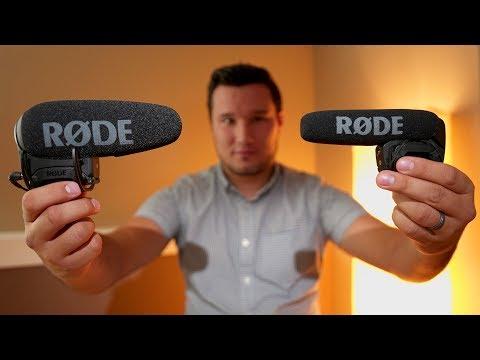 RODE VideoMic Pro+ PLUS vs original VideoMic PRO