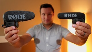 RODE VideoMic Pro+ PLUS vs original VideoMic PRO
