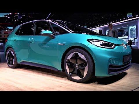 Volkswagen ID.3 (2020) First Edition - Interior, Exerior Walkaround