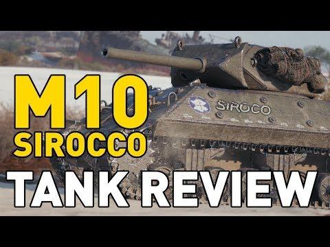 World of Tanks || M10 RBFM - Tank Review - YouTube
