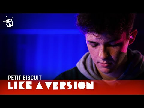 Petit Biscuit covers Phoenix '1901' for Like A Version