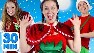 Jingle Bells and More Kids Songs! | Christmas Songs and Nursery Rhymes