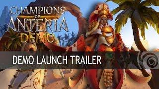 Champions of Anteria: Demo Trailer