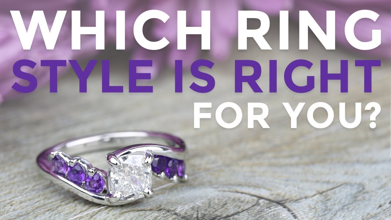 What Engagement Ring Matches Your Personality