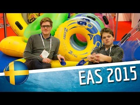 IAAPA Euro Attractions Show EAS 2015, Gothenburg Sweden (English Subtitles)
