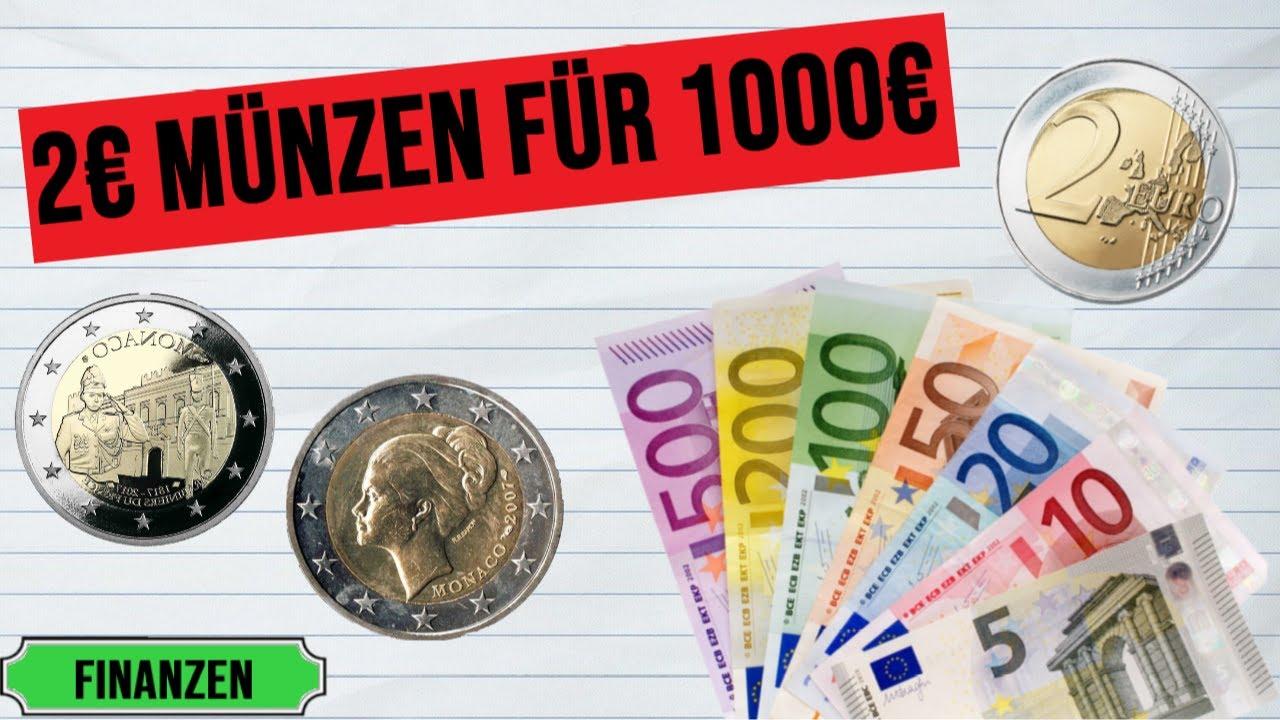 Download Wertvolle 2€ Münzen