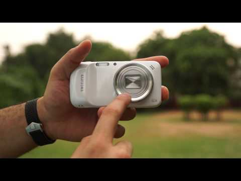 Samsung Galaxy S4 Zoom 16 MP India Launch Hands On Review - iGyaan