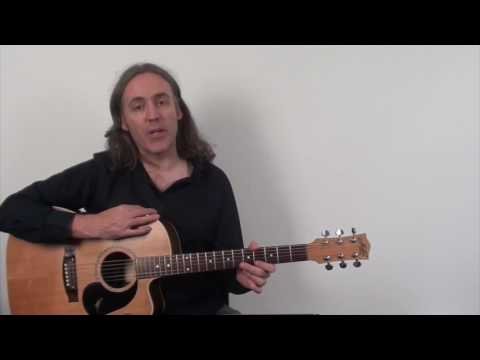 Learn this AMAZING Harp Harmonic Arpeggio Pattern For Guitar!