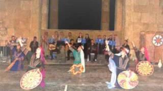 العرس الأردني : حنة العروس