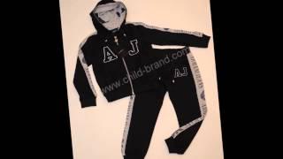 Модные стильные брендовые детские спортивные костюмы для мальчиков www child brand com