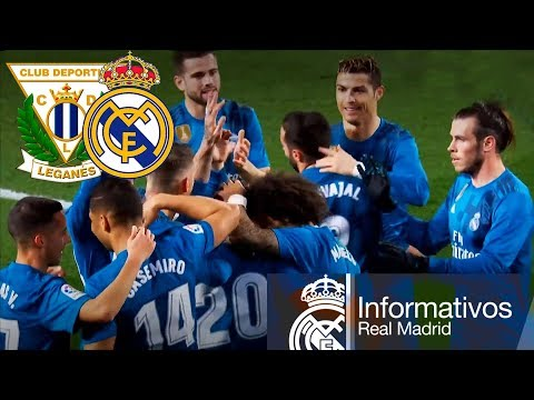 Real Madrid TV Noticias (20/02/2018) | Previa Leganés - Real Madrid