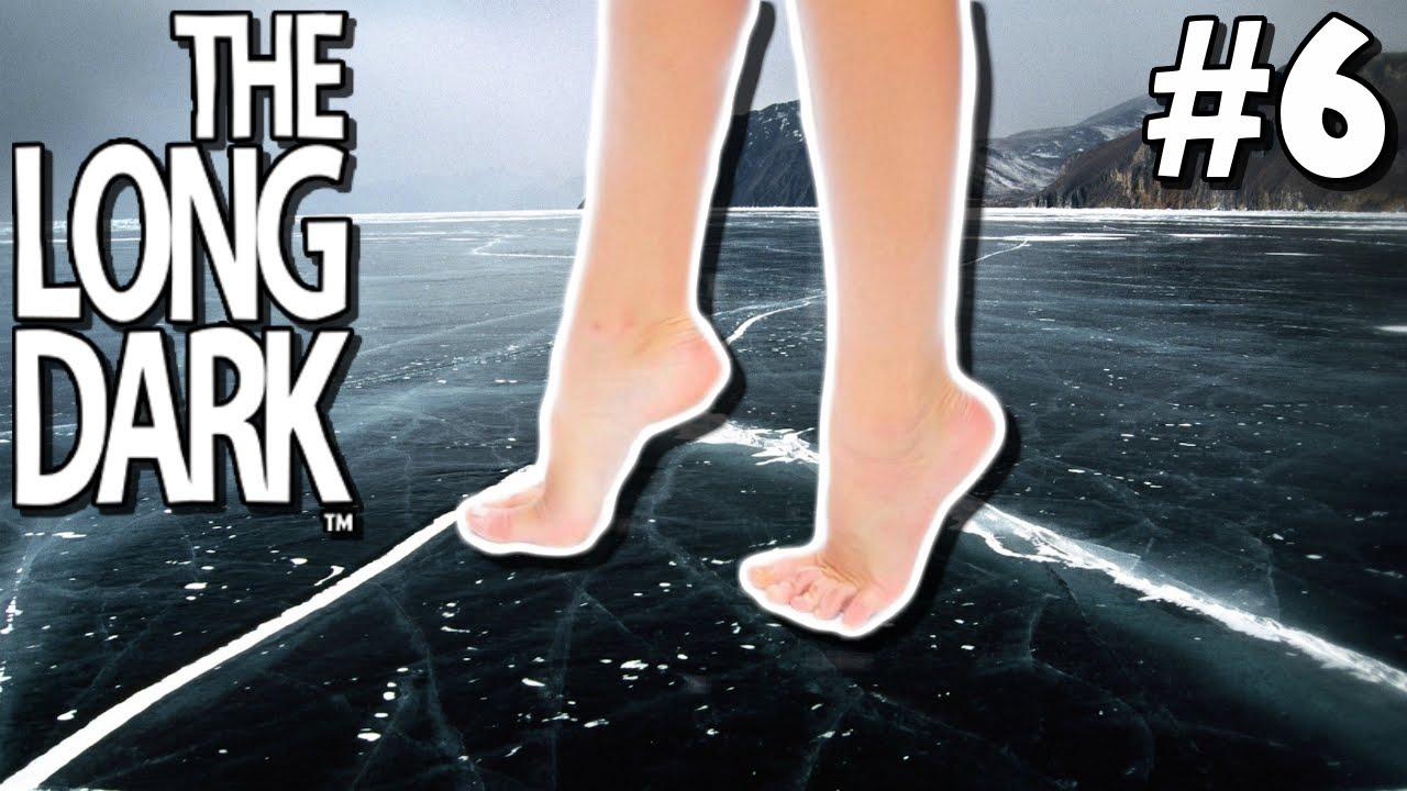 Falling Through Ice  The Long Dark  Coastal Highway  Ep 6
