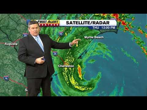 Hurricane Dorian NC: Weather Impact Now Felt In Raleigh, North Carolina As Path Tracks Toward Coast