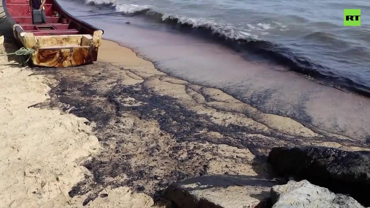 It's not just a spill in Venezuela.