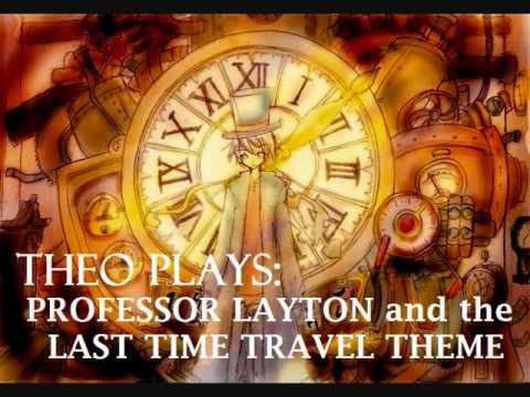 Professor Layton Last Time Travel