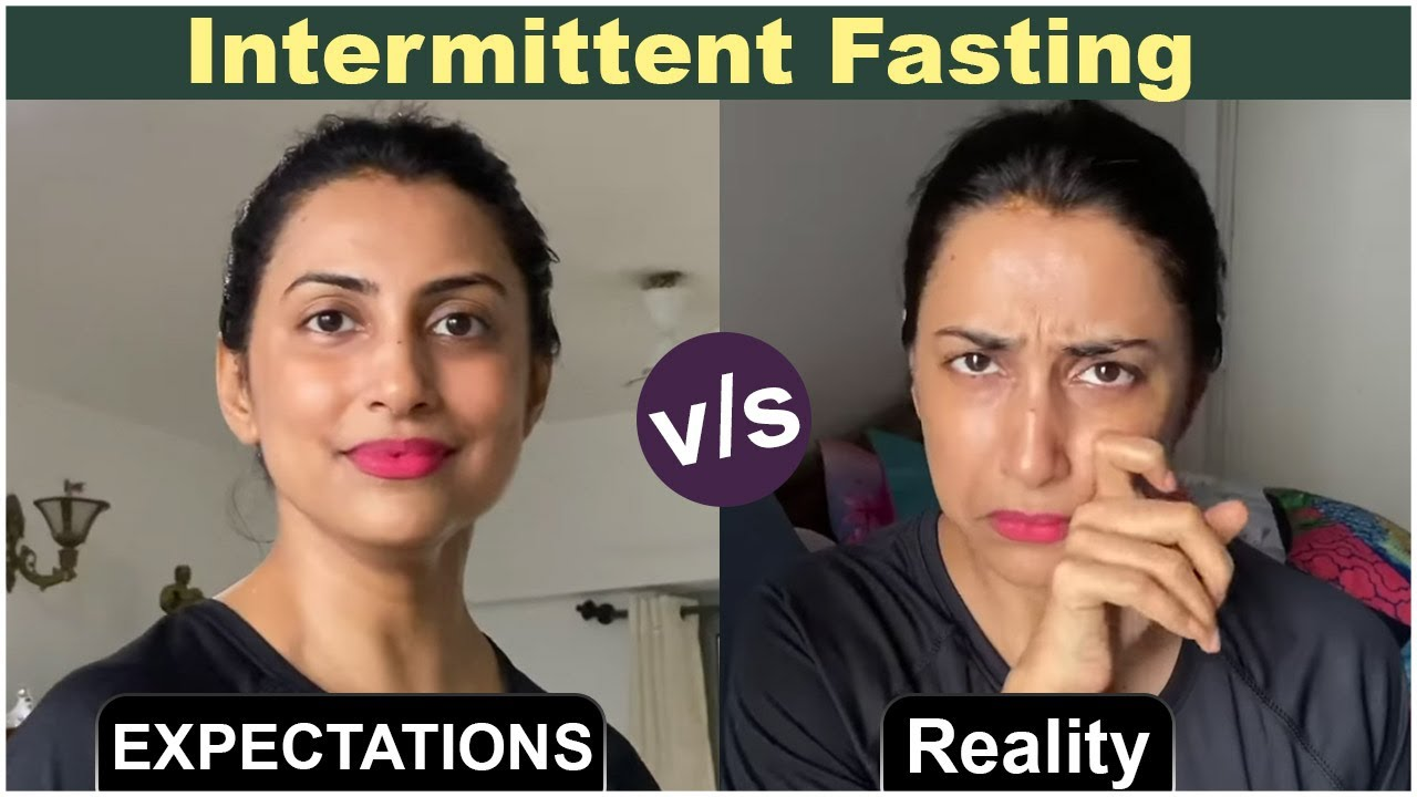Kranti Redkar Funny Video With NANNY | Diet & Fasting EXPECTATIONS v/s REALITY ft. Kranti Redkar