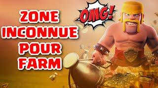 Clash of Clans ~ La Zone Perdue du Jeu Toujours présente pour Farm !