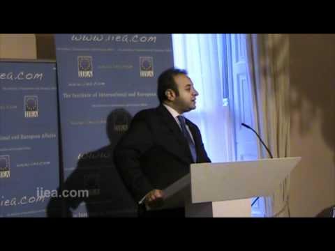 Egemen Bagis on Turkish-EU Relations