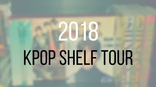 ♡ 2018 Kpop Album Collection / Kpop Shelf Tour! ✨🌸