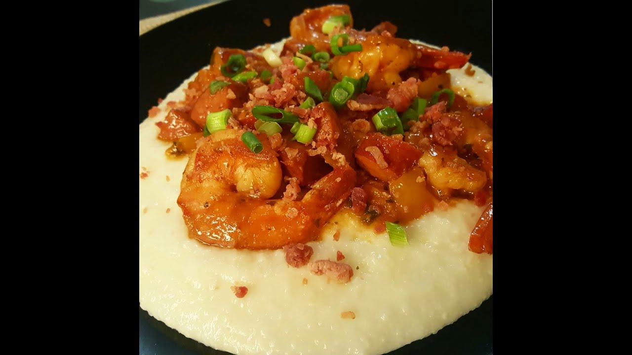 Hennessy shrimp and grits youtube hennessy shrimp and grits forumfinder Choice Image