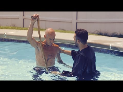 Touching BAPTISM video! Must watch!
