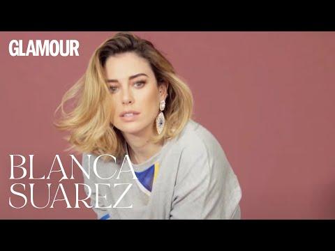 Blanca Suárez responde a las preguntas sobre ella mas buscadas en Google