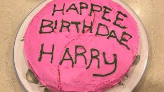 [Baking Hagrid's Cake]