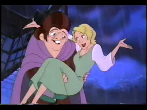 The Hunchback of Notre Dame II (2002) Trailer (VHS Capture)
