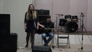 Бушуева Полина и Матвеев Максим