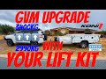 Cheapest And Easiest GVM Upgrade With Your Lift Kit Any 4x4