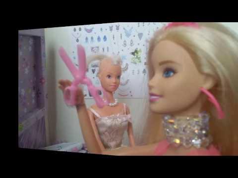 Tutorial come realizzare una parrucca per le vostre Barbie