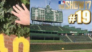 I TOUCHED THE IVY AT WRIGLEY FIELD! | MLB The Show 17 | Diamond Dynasty #19
