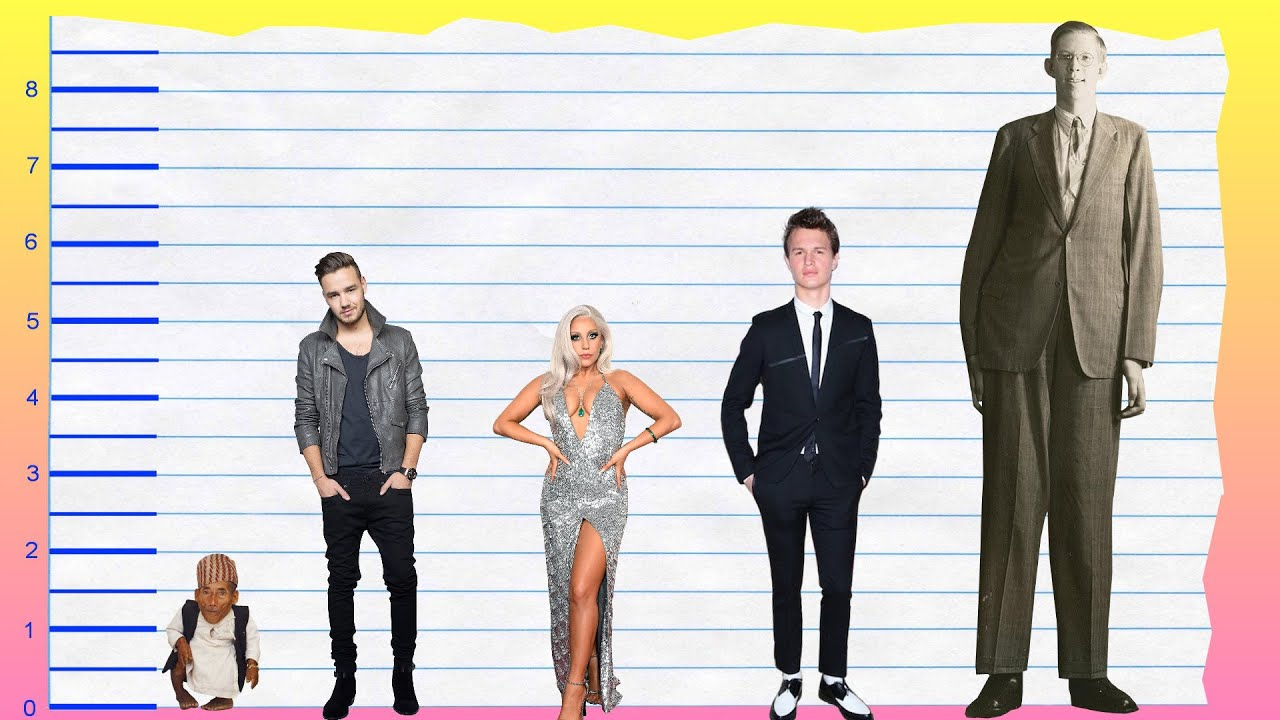 How Tall Is Liam Payne? - Height Comparison! - YouTube