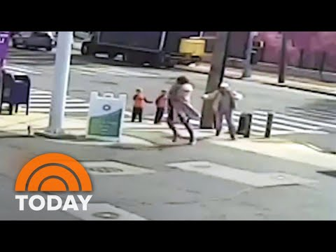 Video Shows Attempted Child Abduction In New York City