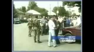 """Новости 1 сентября 2004. """"Россия"""", Первый канал."""