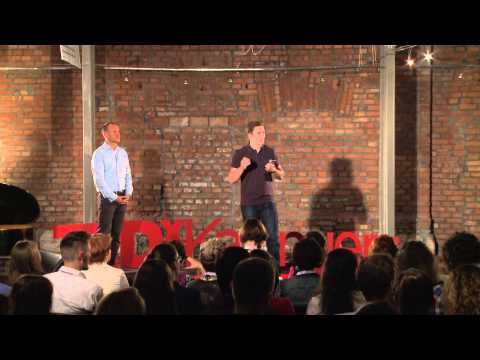 Ride For The Living & The JCC | Jonathan Ornstein | TEDxKazimierz
