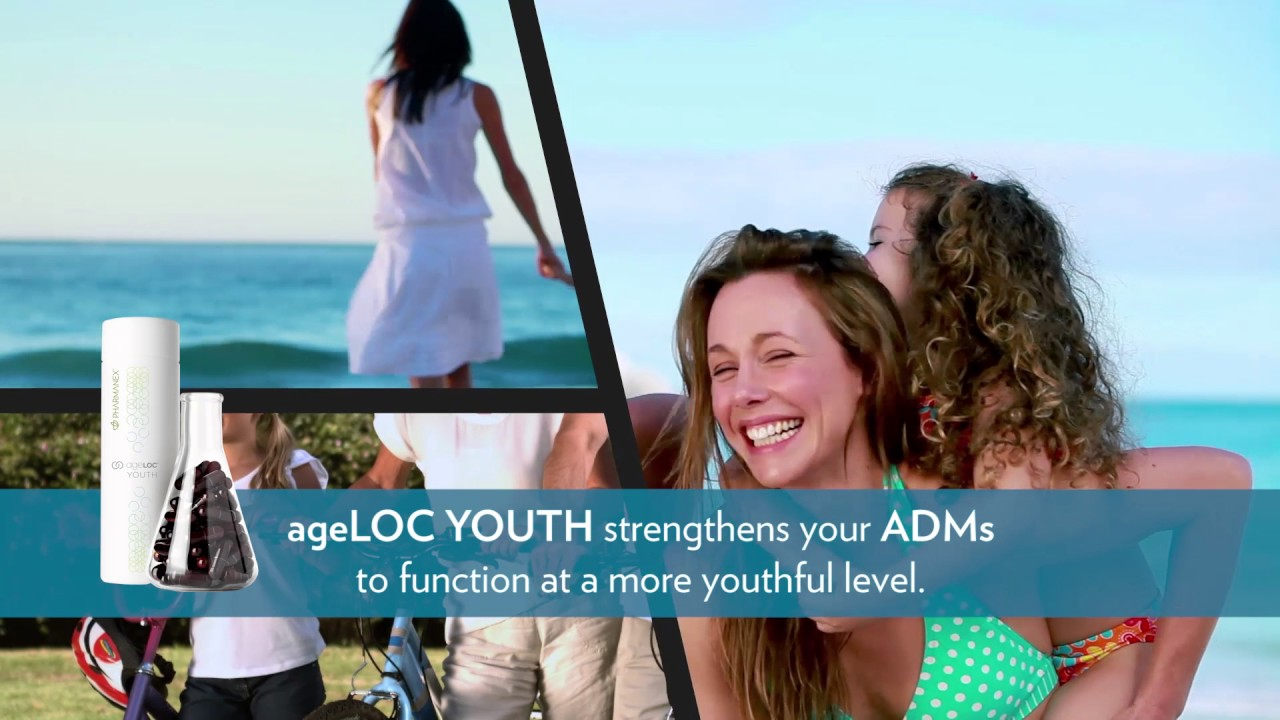 What is ageLOC YOUTH